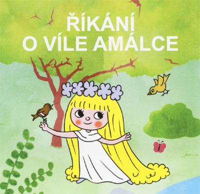 9ff4e7427dc For Children  Fairy Amálka - stamp booklet