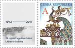 75. výročí vypálení obcí Lidice a Ležáky