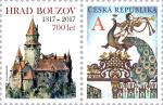 700 let Hrad Bouzov