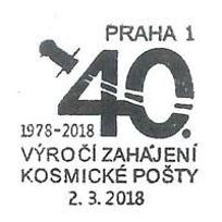 捷克2018年第一季度纪念邮戳欣赏