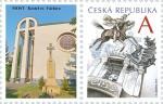 MOST - Kostel sv. Václava